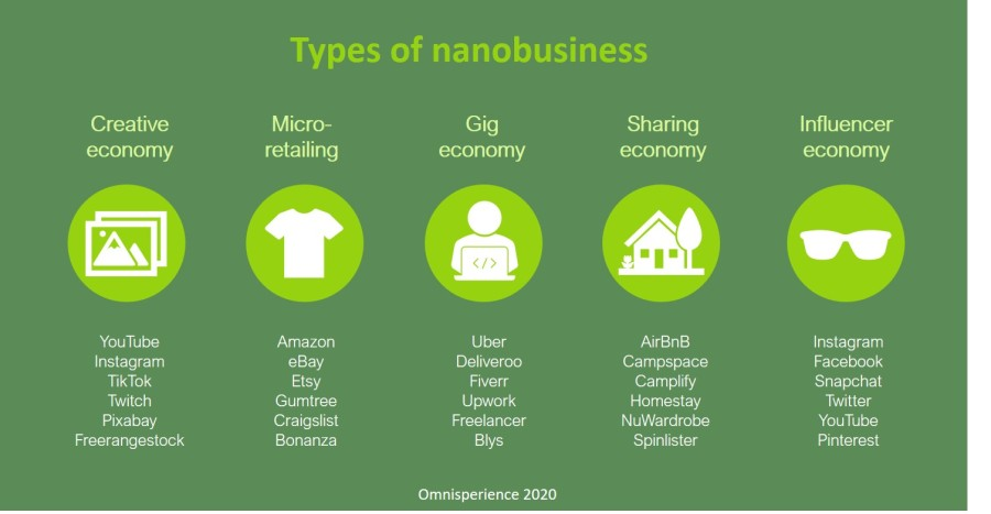 nanobusiness examples